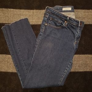 AG the Stevie Roll Up Jeans